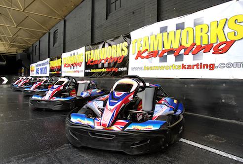 Teamworks Karting Letchworth In 2 Pixmore Avenue