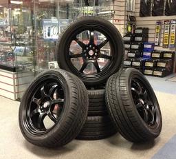 Calibre Pro Wheels 5