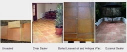 Terracotta Floor Tiles UK