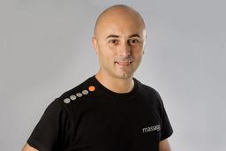 Ben Pianese sports masseur and founder of Massaggi