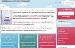 www.eastbourne-medical-insurance.com