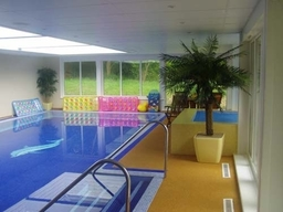 Indoor Swimming Pool - Architects in Sussex