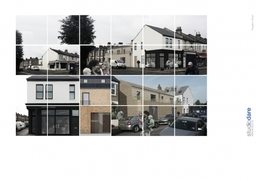 Development in West Wimbledon, London, comprising retail, apartment and two free-hold houses.