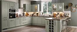 Builders In edinburgh Kitchens supplied and Fitted