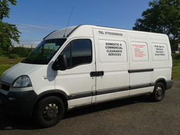 Removals and Clearance services