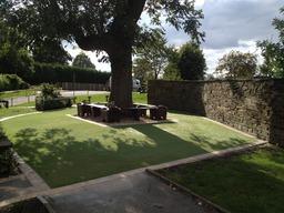 Artificial Grass area at Birkenshaw Primary school