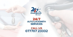 FOR 24/7 EMERGENCY AUTO LOCKSMITHS CALL AC AUTO LOCKSMITHS