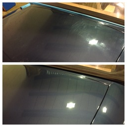 Jaguar XJSC - Enhancement Detail