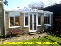 CONSERVATORIES FOR BUNGALOWS