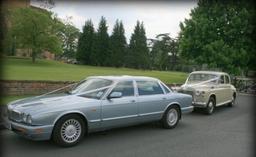 Classic Jaguar xj6 *** Rover 95