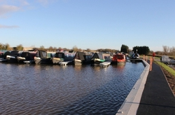We will have the best piers on The Inland Waterways at Venetian Marina