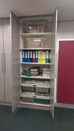 Organised and Efficient Document Storage