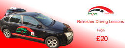 Safe2Go driving School refresher driving lessons