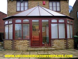 HARDWOOD CONSERVATORY CONSTRUCTION AND REPAIR