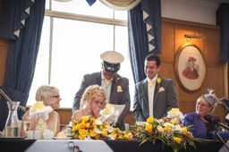 Wedding Photography Doncaster The Earl Savannah Lee Toasts