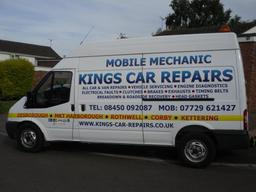 Mobile Car and Van Repairs