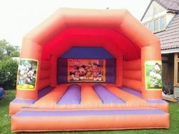 Disney castle 15 X 15 From £60