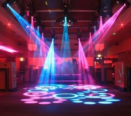 Lighting Effect for Pubs and Clubs
