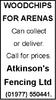 Atkinson's Fencing Ltd