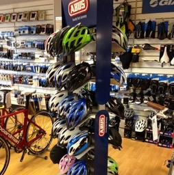 Abus Helmets We Also Stock Giant