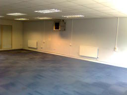 Office Painting in Nottingham / Painters