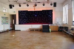School Hall performance space