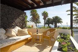 Lanzarote Villa Outdoor Living