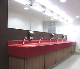 New Wash Hand Basins At Southall S C