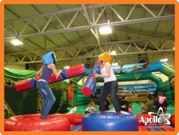 Gladiator Duel Inflatable1 2