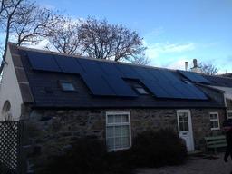 4 kw Solar PV Installation