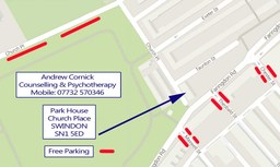 Parking at Park House SN1 5ED