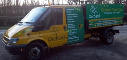 Tree Surgeon Nottingham Vehicle