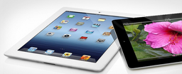 iPad 2, 3 and 4 available