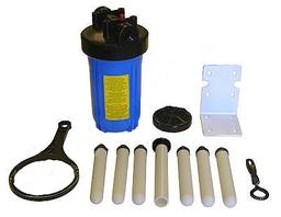 Rio-2000 whole house filter unit, W9381105
