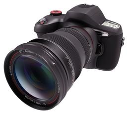 Memory Cards for Professional Digital SLR Cameras