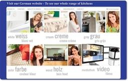 Ballerina Kuchen - german kitchens - visit website to see more