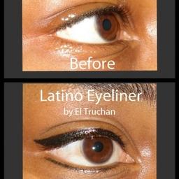 Semi Permanent Latino Eyeliner By El Truchan @ Perfect Definition