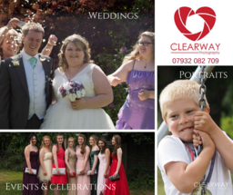 Clearway Photography - wedding & portrait photos