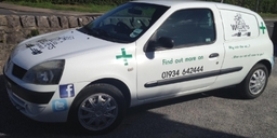Wellpets on Wheels - unique ambulance service!