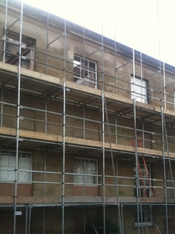 Listed Building Work For English Heritage