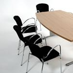 Folding Meeting Table