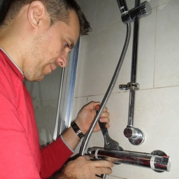 Thermostatic Mixer Leak Repair