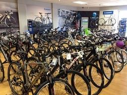 Bikes Bikes More Bikes