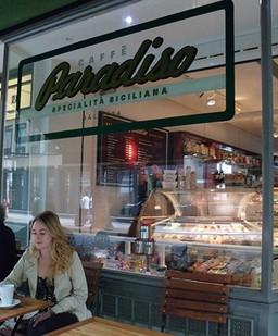 Caffe Paradiso@ Shad Thames