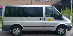 8 and sixteen seater minibuses available