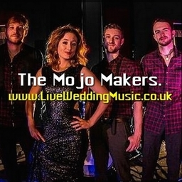 Mojo Makers- www Liveweddingmusic Co Uk