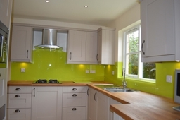 Standard Coloured Splashbacks