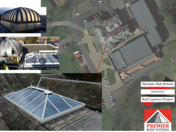 Premier Roof Systems | Grindon Hall School
