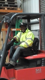 Counterbalance Forklift training