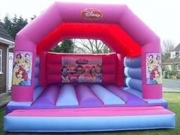 Disney Princess Castle 15 X 15 From £60